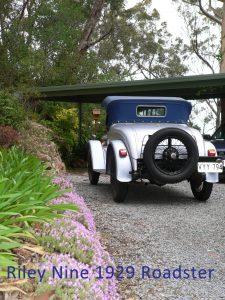 Riley Nine 1929 Roadster