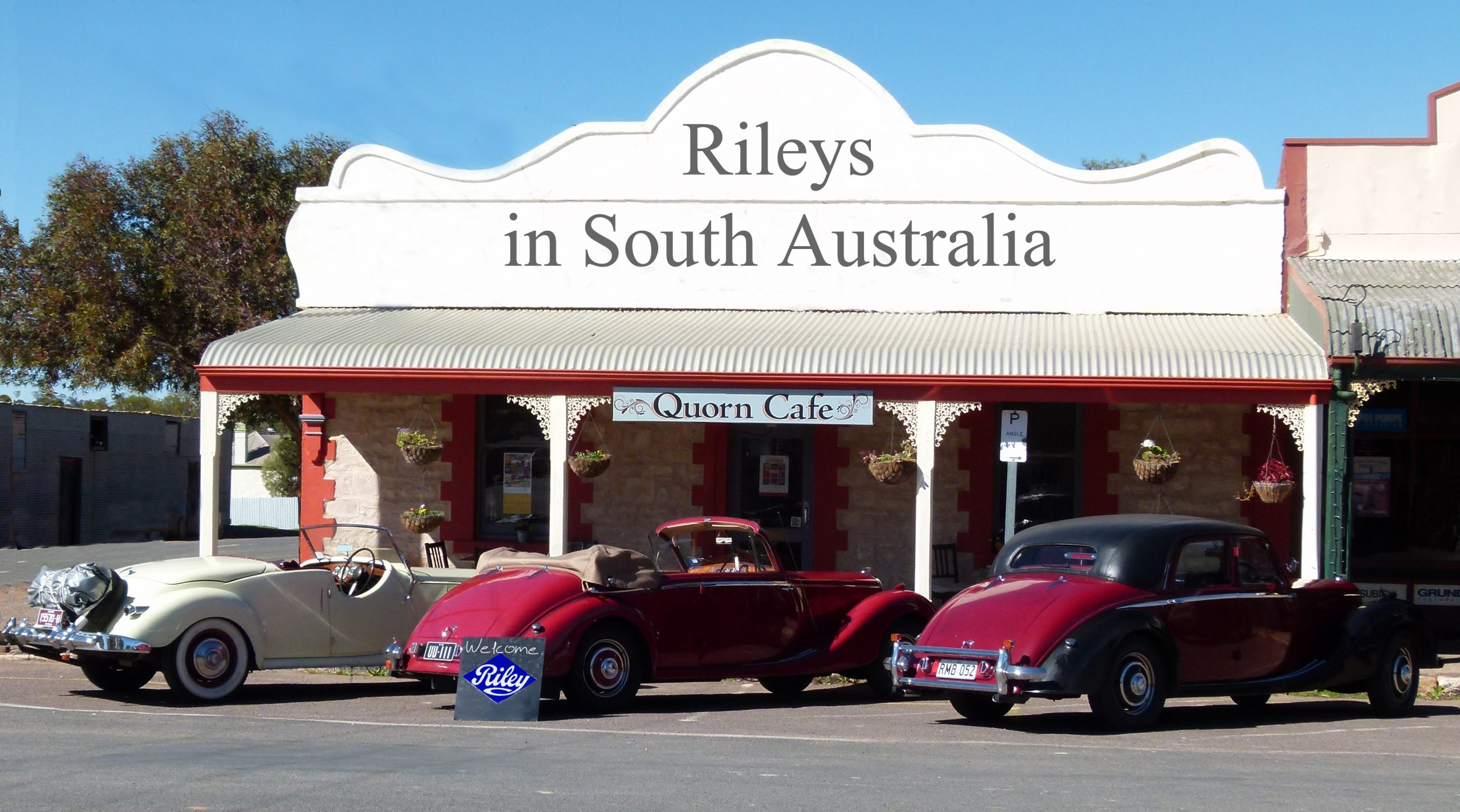 Rileys at The Quorn Cafe