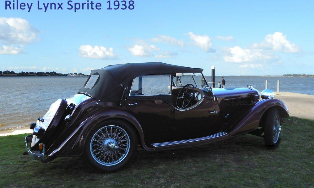 Riley Lynx Sprite 1938